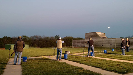 Trapshooting Event